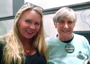 Diane Ravitch and Me 10-11-14_A-3